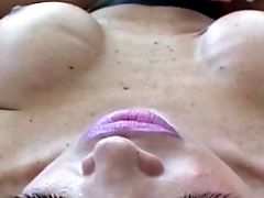 Ash-blonde Fellow Has Wild Bang-out With A Duo Of Blonde Mistresses