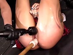 Strap-on Enjoyments Inbetween Three Lesbos