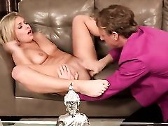 Babysitter Madelyn Monroe Gets Fucked Hard-core And Loves It