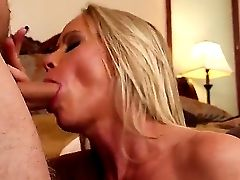 Danny Wylde Is Providing His Friends Mom, Simone Sonay A Lusty Vagina Pounding After Munching It Insanely