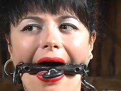 Nasty Torment Session Flick With Fledgling Superslut Siouxsie Q. Hd