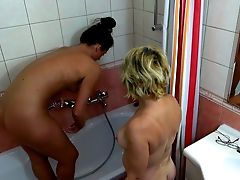 This Matures Woman Knows How To Get Her G/g Friend In The Mood