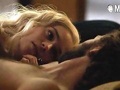 Erotic Sofa Scene Featuring Emilia Clarke Aka Daenerys Targaryen