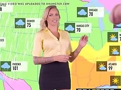 Brazzers - Adult Movie Stars Like It Big - Sunny With A Chance Of Ambidextrous