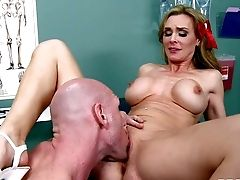 Smoking Hot Whorish Mummy Tanya Tate With Big Faux Tits