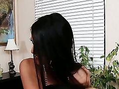 Stunning Latino Beauty Lyla Storm Luvs Sucking On A Hard Wang. She Leisurely Glides Down That Thick Boner Before Picking Up The Tempo And Railing It L