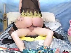Sofiemariexxx - Sofie Marie Fucks Stepson After Cuddling