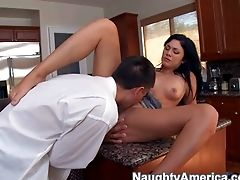 Andy San Dimas Is His Sonnie's Sexy Gf. He Finds