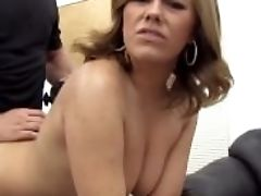 Tinder Cougar Painal & Ambush Internal Cumshot