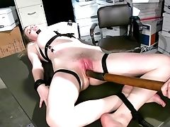 Crazy Girl-on-girl Dominance With Two Beauties