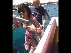 Hotwife Filmed Wifey On Yacht