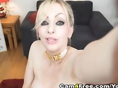 Blonde Irish Loves Her Fucktoys