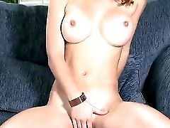 Today The Stunner Heather Vandeven Is Staying Totally Nude Before Embarking To Masturbate Very Well Talking Dirty During It. See Everything She Does A
