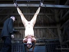 The Most Elaborate Kind Of Domination & Submission Torment For The Sexiest Chick