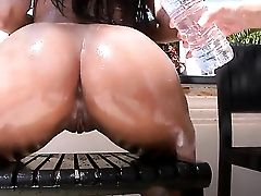 Dark Haired Chicana Rachel Starr With Phat Slave Needs Nothing But Jizz On Her Face To Be Blessed