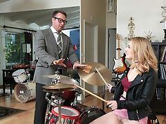 Pound Her Drums