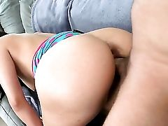 Valerie Kay With Big Booty And Bald Thicket Shows Off Her Assets Parts As She Gets Her Impatient Inserted Hard And Deep By Horny As Hell Fellow