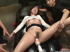 Ultimate Japanese Sm Movie Featuring Tied Up Porno Model Maki Kozue