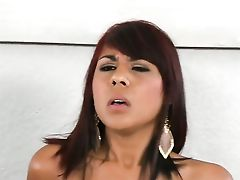 Piercings Chachita With Phat Booty And Clean Snatch Shows Oral Hook-up Tricks To Hot Blooded Man With Passion And Desire