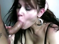 This Filthy Little Whore Is Fucked Rectally In A Painful Position, Then Compelled To Suck Fecal-caked Stiffy That Just Came Out Of Her Own Bootie Fuck