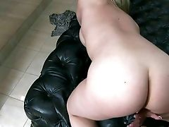 Sexy Booty And Pretty Arousing Blonde Honey Sarah Vandella Luvs
