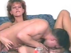 Getting His Trunk Humid In This Horny Mummy - Julia Reaves